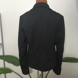 Black Rivet Jackets & Coats - Black Rivet side zip textured blazer